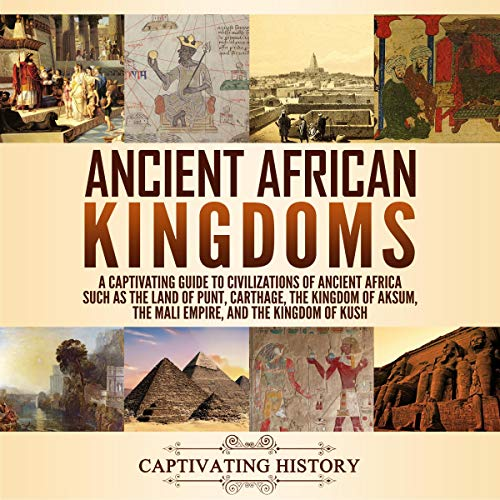 Ancient African Kingdoms cover art
