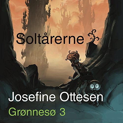 Soltårerne audiobook cover art