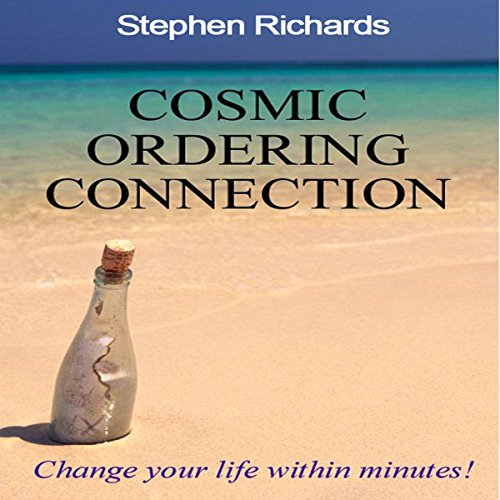 Cosmic Ordering Connection audiobook cover art