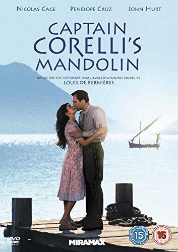 Captain Corelli s Mandolin [Edizione: Regno Unito] [Reino Unido] [DVD]