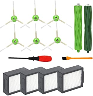 XindiHome Replacement Parts for iRobot- Roomba i7 and i7+ Replenishment Kit