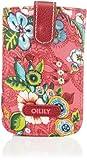 Oilily French Flowers Smartphone Pull Hülle Pink OCB3232-402, Damen Ausweis- und Kartenhüllen, Pink (pink 402), 14x9x3 cm (B x H x T)