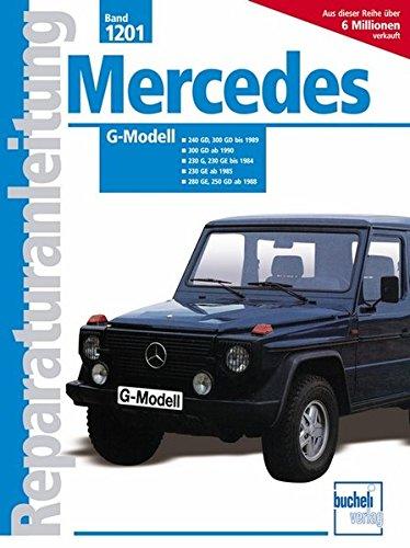Mercedes-Benz G-Modell (W 460) (Reparaturanleitungen)