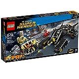LEGO DC Super Heroes - Golpe en Las Alcantarillas de Killer Croc, Juguete de Construcción para Recrear las Aventuras de Batman (76055)