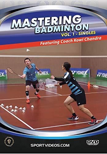 Mastering Badminton Vol 1 - Singles