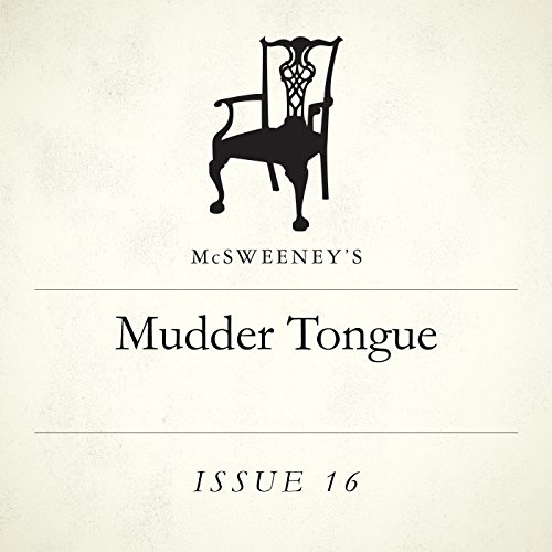 Mudder Tongue audiobook cover art