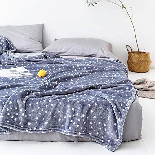Decke Winterdecke Doppelschicht Dicke Wärme Weiche Bequeme Baumwolle Jacquard Nickerchen Freizeitdecke Einzel Doppelbettbezug Decke
