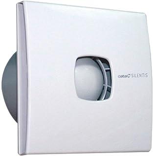 CATA SILENTIS 12 Blanco - Ventilador (Blanco, Techo, Pared, De plástico, 39 dB, 2450 RPM, 190 m³/h)