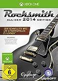 Ubisoft Rocksmith 2014 - Juego (Xbox One, Música, T (Teen))