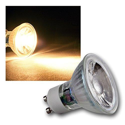 5x GU10 LED Strahler
