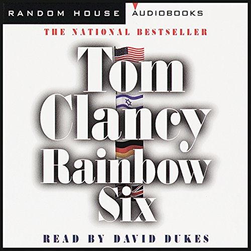 Rainbow Six Audiobook By Tom Clancy cover art