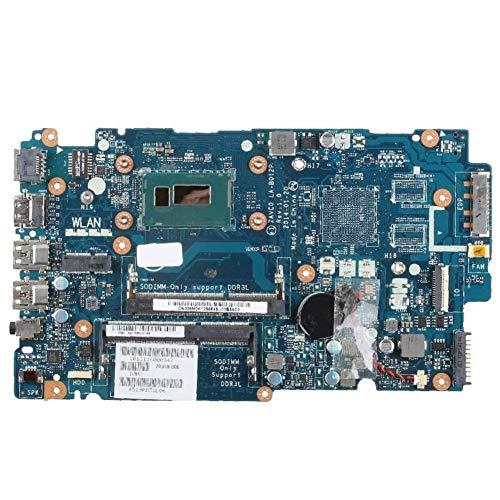 ZZ-SEN-RAN-DIAN-ZI CN-006M0K para DELL Inspiron 5547 LA-B012P 006M0K SR1EN I3-4030U DDR3 Placa Madre del Portátil Placa Base Alto Rendimiento y Estabilidad (Color : A)