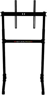Next Level Racing 独立モニタースタンド Free Standing Single Monitor st 1面独立スタンド VESA対応 NLR-A011 【国内正規品】