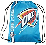 Oklahoma City Thunder NBA Big Logo Drawstring Backpack