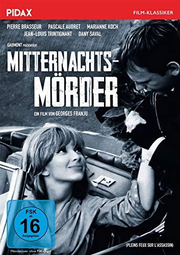 Mitternachtsmörder (Pleins feux sur l'assassin) / Hochspannender Krimi mit Starbesetzung (Pidax Film-Klassiker)