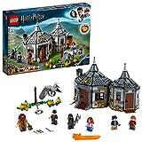LEGO Harry Potter Hagrid's Hut: Buckbeak's Rescue 75947 Toy Hut Building Set from The Prisoner of Azkaban Features Buckbeak The Hippogriff Figure (496 Pieces) from LEGO