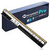 NinjaBatt Pro Batería para Lenovo L12M4E01 L12L4A02 L12L4E01 L12M4A02 L12S4A02 IdeaPad G400s G500s G505s G50 G50-45 G50-70 G50-80 Z50 Z70 Z710 S410p S510p - Samsung Celdas [4 Celdas/2600mAh/37Wh]
