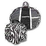 Portable Reißverschluss Make-up Tasche Lazy Kosmetische Aufbewahrungstasche Große Kapazität...
