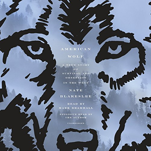 American Wolf audiobook cover art
