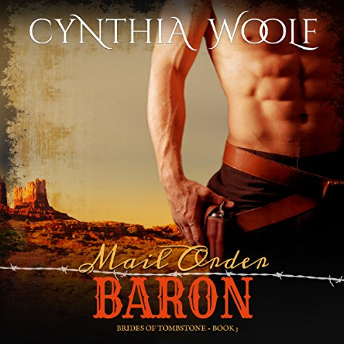 Mail Order Baron audiobook cover art