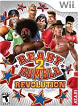 Ready 2 Rumble: Revolution - Nintendo Wii