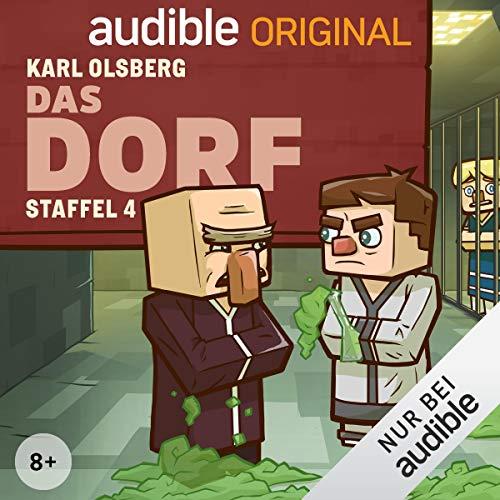 Das Dorf: Die komplette 4. Staffel audiobook cover art