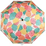 ZHANGYY Windproof Folding Umbrella, 8-Bone Folding Umbrella Automatically Closed and Automatically Opened Easy To Carry Protective Sleeve and Anti-Slip Handle