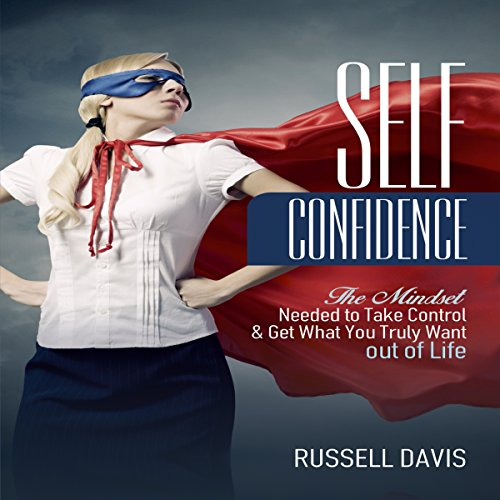 Self-Confidence audiobook cover art