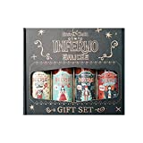 Mic's Chilli Inferno Geschenkset 4 x 155g Chilisauce Weihnachtsset