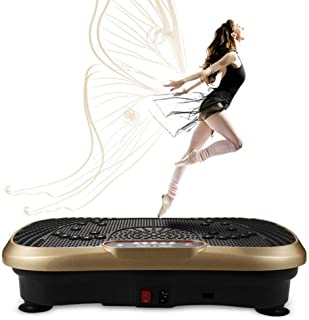 High quality Fitness Equipment, Fitness Vibration Trainer, Powerful Body Vibration Crazy Fit Vibration Machine with Remote...