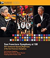San Francisco Symphony at 100 / [Blu-ray] [Import]