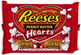 Reese's Peanut Butter Valentine's Day Hearts, 7.2 oz, 6 ct