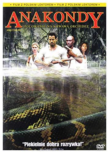 Anacondas - Die Jagd nach der Blut-Orchidee (Deutsche Sprache. Deutsche Untertitel)