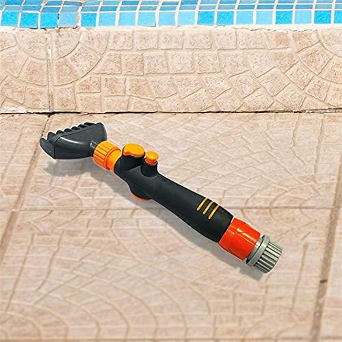 CML Filtro de limpiador de limpiador de limpieza de la piscina Filtro de la varita de la varilla Elimina los desechos Limpiadores de mano Limpiadores de mano Cepillo de limpieza para la bañera de la p