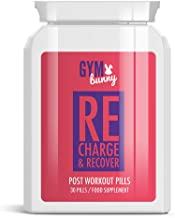 GYM BUNNY RECHARGE RECOVER POST WORKOUT PILLS aE MUSCLE BUILDING GET TONED Estimated Price : £ 19,99