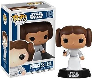 FunKo Princesa Leia (Star Wars) Pop! Vinilo Bobble-Head Figura