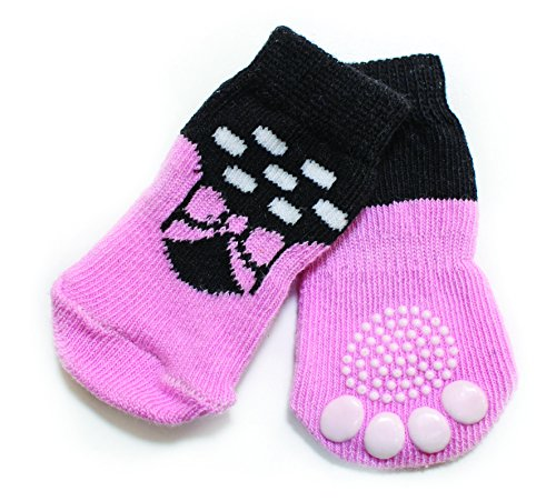 croci Ballerina sokken 4-delig, X-Large