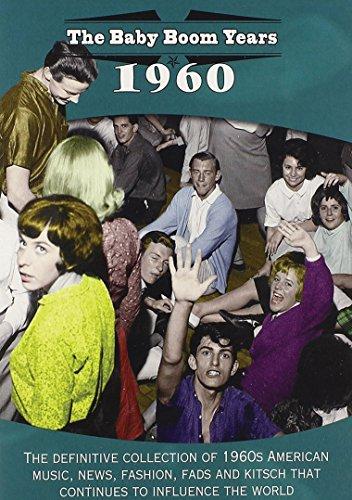 Baby Boom Years: 1960 [DVD] [Region 1] [NTSC] [US Import]