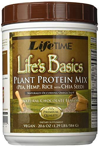 一生的基础植物蛋白质巧克力