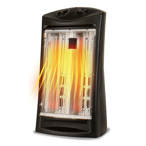 BLACK+DECKER BHTI06 Infrared Quartz Tower Heater with Manual Control