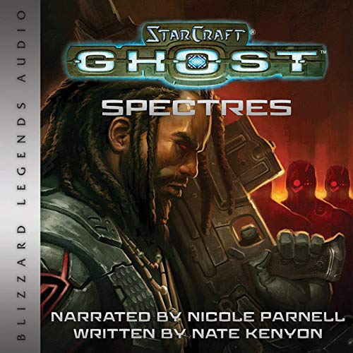 Couverture de StarCraft: Ghost - Spectres