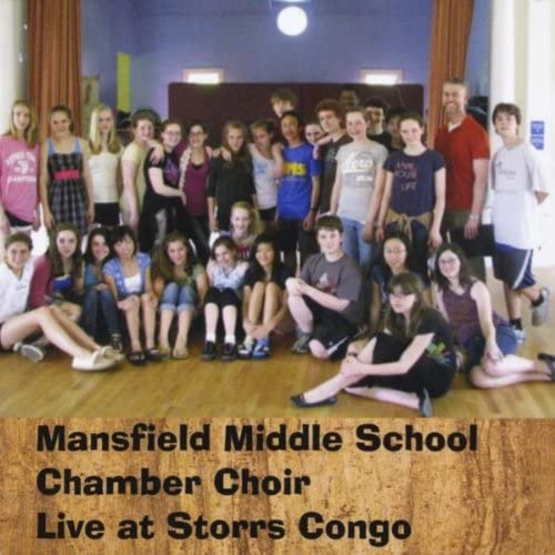 Mansfield Middle School Chamber Choir