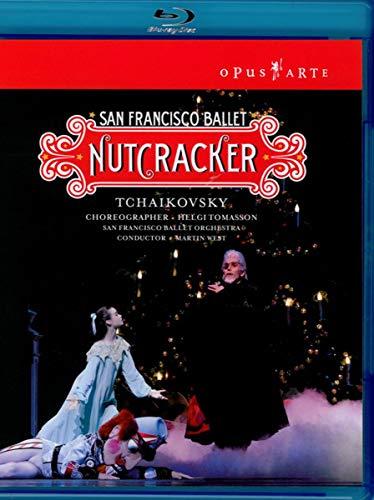 Tchaikovsky: Nutcracker - featuring the San Francisco Ballet [Blu-ray]