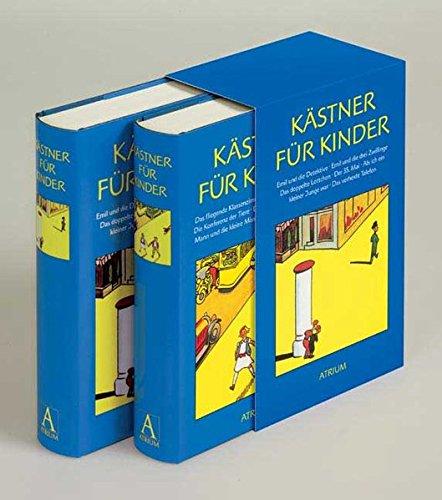 Kästner für Kinder: Jubiläumsausgabe - 12 Bände in 2 Büchern