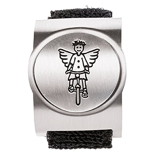 Fritz Cox® - My Guardian Angel on Two Wheels Bicycle Suitable for Any Bicycle or Scooter; in Gift Packaging; Suitable for Children, Women & Men