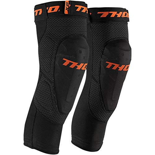 Thor Comp XP MX MTB Knee Guard Knieprotektor Spring 2019 schwarz