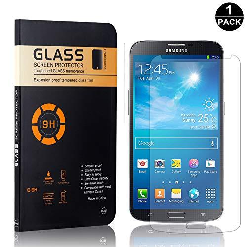 Bear Village® Displayschutzfolie für Galaxy S4, 9H Härtegrad Displayschutz, Keine Luftblasen, 3D Touch Schutzfilm aus Gehärtetem Glas für Samsung Galaxy S4, 1 Stück