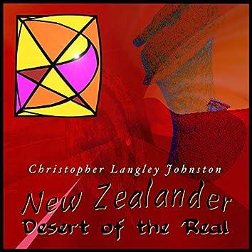 New Zealander Desert of the Real