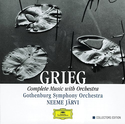 Grieg: Sigurd Jorsalfar, op.22 - 8. The Kings's Song