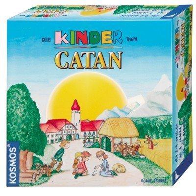 Kosmos - Die Kinder von Catan. Fr 2 - 4 Spieler ab 4 Jahren